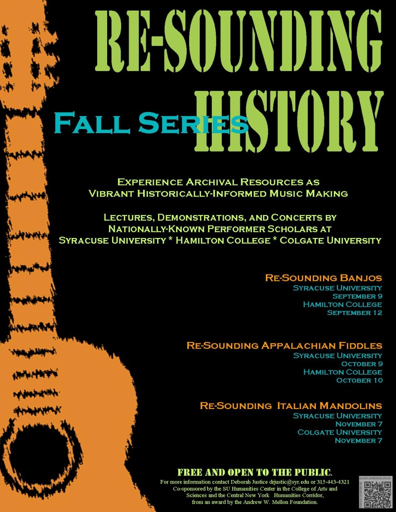 FAll Series flyer